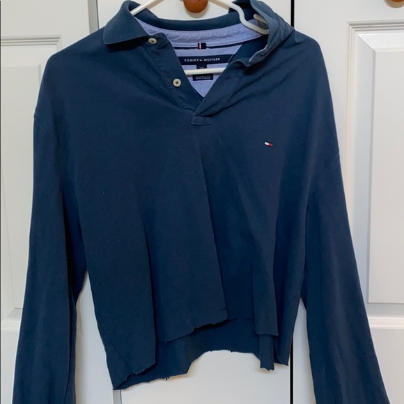 Tommy Hilfiger Revamped Cropped long sleeve